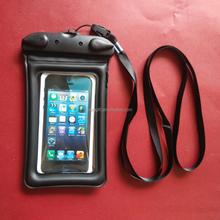 Waterproof cell phone sling bag