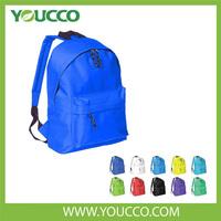 2015 kids mini cheap school backpack children canvas backpack bag