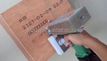 Small Hand HS Code Printing Machine