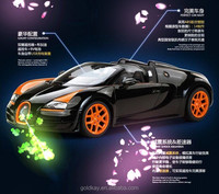 collectible 1:14 scale Diecast alloy Buggati Veyron resin model car