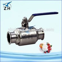 sanitary proportional flow control valve