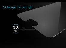 Brand new original guarantee reusable soft silicone screen protector