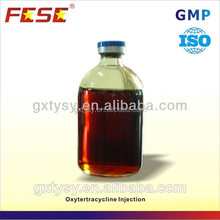 China Respiratory medicine ISO antibiotic for pig