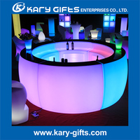 night bar led furniture; rechargeable led bar furniture