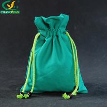 Small Drawstring Bag Canvas Tote Shopping Promotional Bag