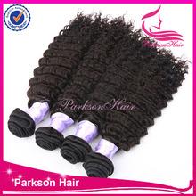 Hot sell brazilian deep wave hair natural color virgin human hair for sale aliexpress hair