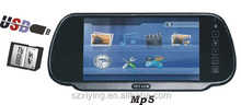 Universal rear view mirror car monitor parking system for car