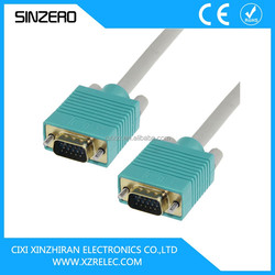 low voltage computer cable/3 2 vga cables/cable vga rca