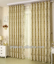 MT 4592 panel curtain kitchen door curtain print voile living room curtains