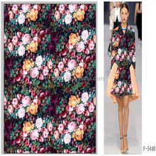 2014 Custom Digital Printed Polyester Fabric80 For Garment