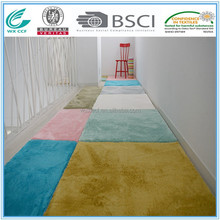 textile microfiber polyester luxury office carpet patchwork