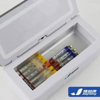 JYK-X1 diabetic outside, medical fridge,syringes pen case, LCD temp display