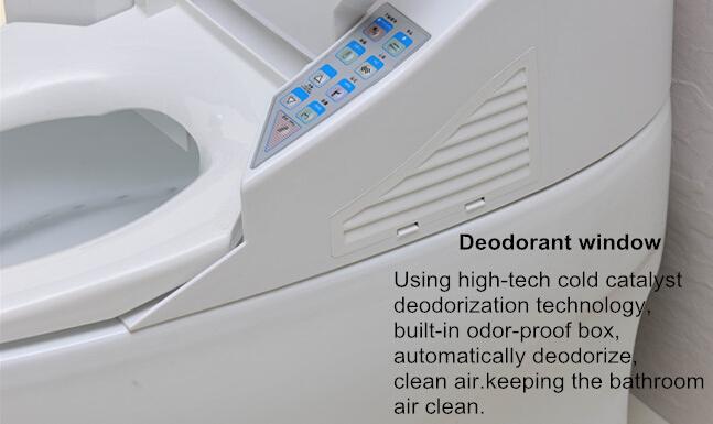 China ba o port til inteligente ba o con todos los sistema for Clean the bathroom in spanish
