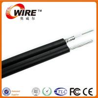 High Performance GYXTC8S 6 Core Fiber Optic Cable Single Mode For Telecom