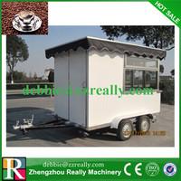 globle toppest leader waffle food trailer ice cream sandwich food trailer korean fish crips food trailer