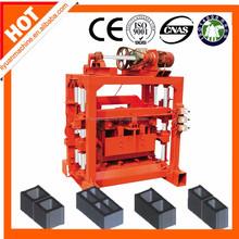 latest products QTJ4-40 block making machine produce standard size of brick 24000pcs