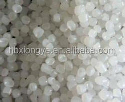 No.one quality Recycled HDPE granules Blow Grade White Color