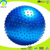 colorful fitness equipment massage gym ball
