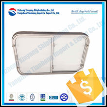 CCS ABS BV Approved Aluminum double sliding ship windows