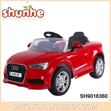 2015 new Audi A3 authorization license kids ride on remote control power car
