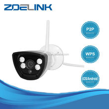 Wireless wifi hd ip security camera,2 megapixel waterproof camera,indoor wireless p2p ip camera
