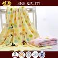 Atacado baratos promocionais impressos CEM algodão toalha de praia pra crianca