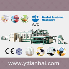 PS Foam Vacuum Forming Machine For Making Fast Food Containers