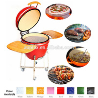Kitchen Appliances 18 Inches Easily Assembled Helmet BBQ Grill