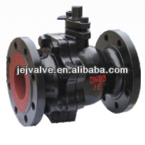 High quality and low price Cast iron Flange ball valve