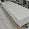 man made granite crystal white glass floor tiles decorative concrete wall block