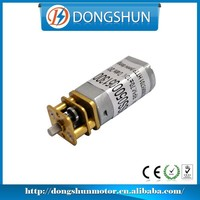 DS-13SS050 high rpm low voltage mini 12v dc gear motor
