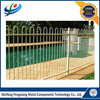 High quality powder coated aluminum pool fencing loop top fence swimming pool fencing