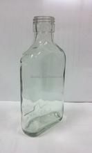 Clear 150ml Spirit Glass Bottles Liqour Container