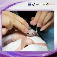 Wholesale eyelash extension eye patch Do OEM Sample free