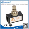 Hot selling high quality low price pneumatic flow rate control valve