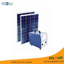 solar electric fence system