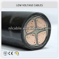 0.6/1kV PVC Insulated PVC sheathed Mining Power Cable/mine cable
