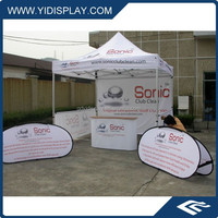 Free standing tent for military use
