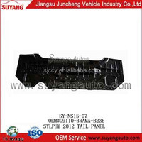 TAIL PANEL HIGH COST-EFFECTIVE REPAIRING AUTO METAL PARTS FOR SYLPHY 2012