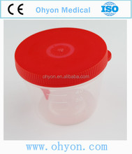 Disposable disposable urine measuring containers