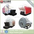 Carbón biomasa combustible pellets gas fired tipo para calefacción y agua caliente industrial baño caldera de agua venta