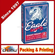 Eagle Brand Jumbo Index Playing Cards Assorted Colors (430096)