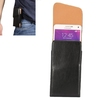 Lambskin Texture Vertical Flip 5.7 Inch Leather Universal Phone Case for iPhone 6 Plus etc