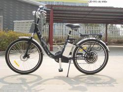 CE en 15194 cheap girls electric bike with basket