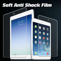China Alibaba Gold Supplier anti shock screen protective film for iPad Mini/iPad Air