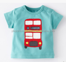 Baby wear short-sleeved summer children's T-shirt The European and American style