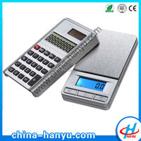 300g/0.01g digital pocket scale with counter