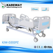 Foshan Supplier TWO functions electrical hospital bed adjustable bed icu bed