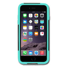 newly product T kickstand robot mobile phone case for apple 6 plus