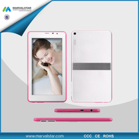 Eletronical products Android Tablet Cheap 6.5inch 3G WCDMA Phone Call Bluetooth MTK6572 dual core Tablet PC in OEM Manufacturer